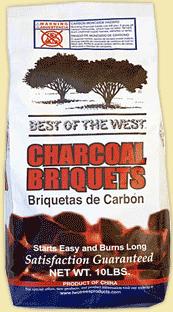 Charcoal Briquets