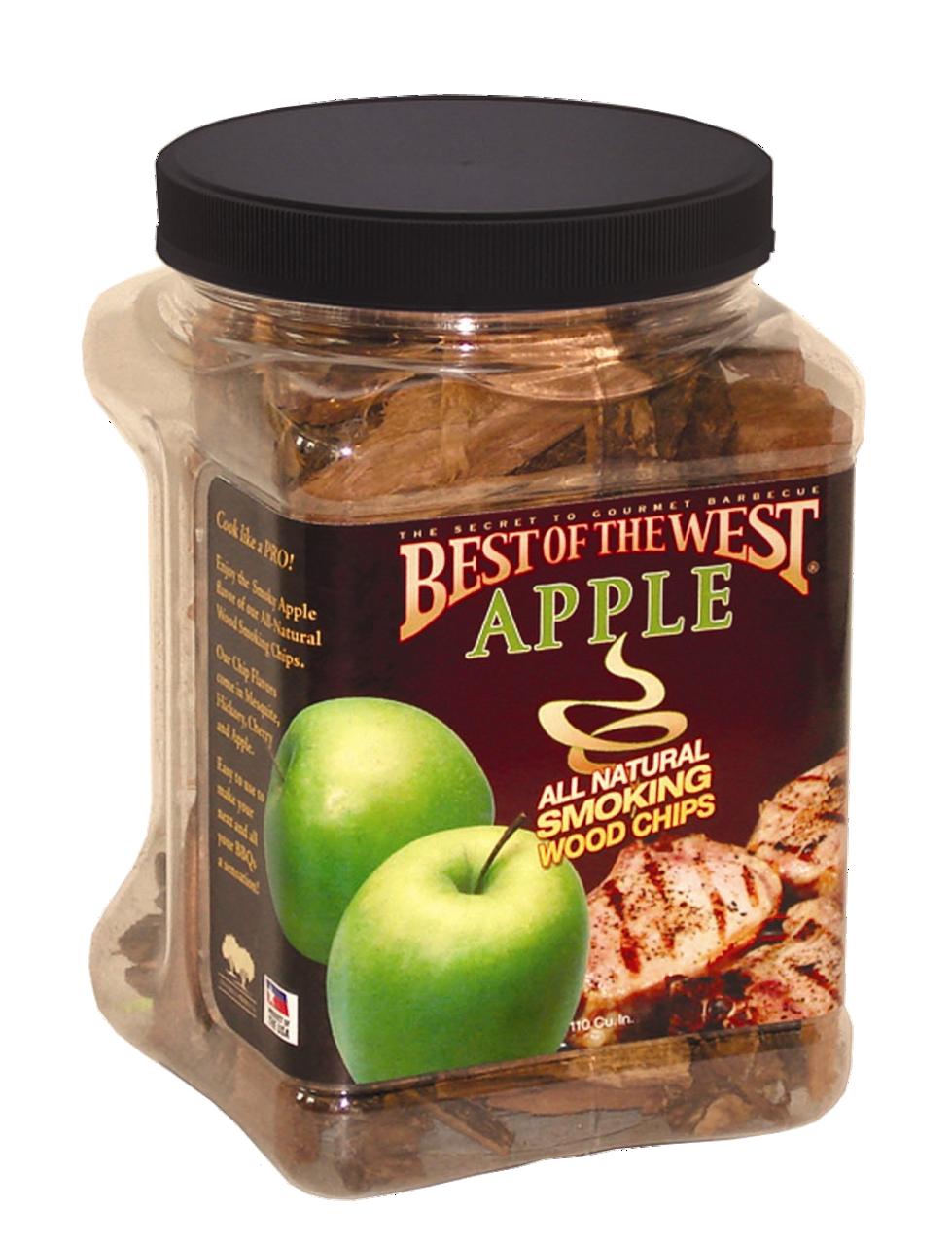 Wood Chip Jars